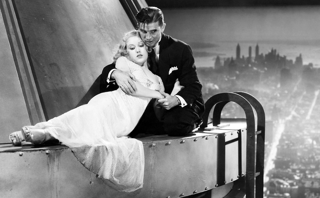 fay wray, robert armstrong in king kong
