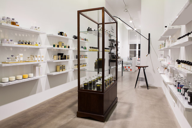 niche fragrance store in prague