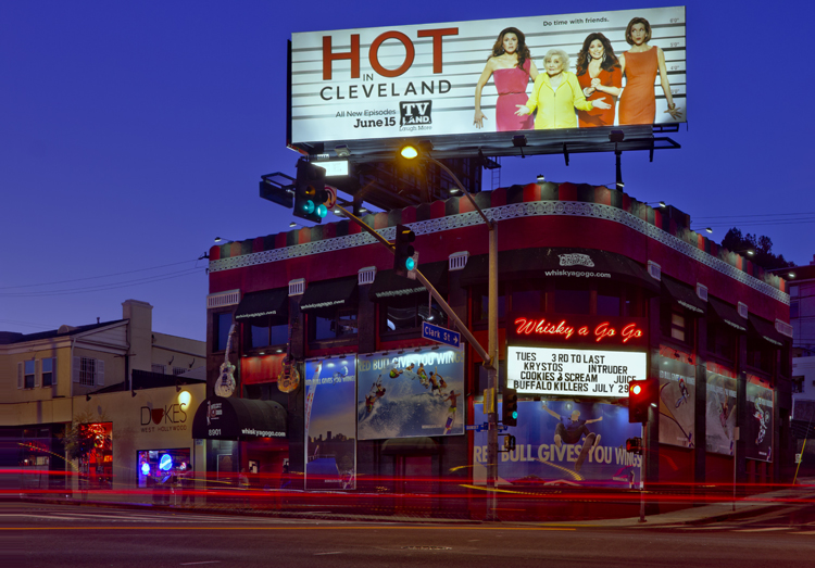 sunset strip los angeles