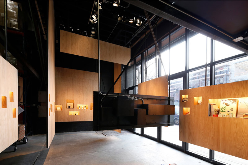 joya studio flagship store new york