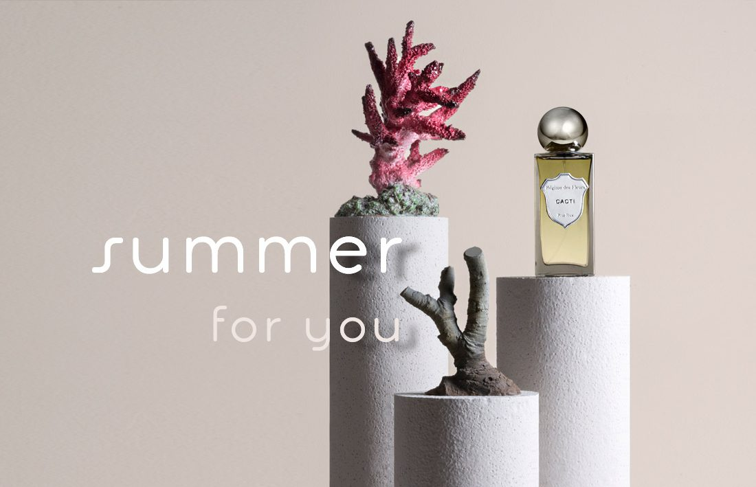 12 summer scents