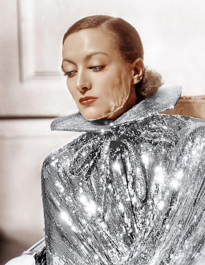 Joan Crawford by james hurrell