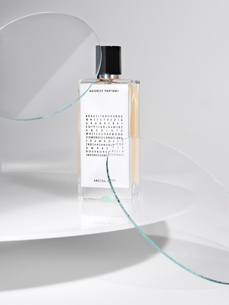 winter fragrance arctic jade by agonist