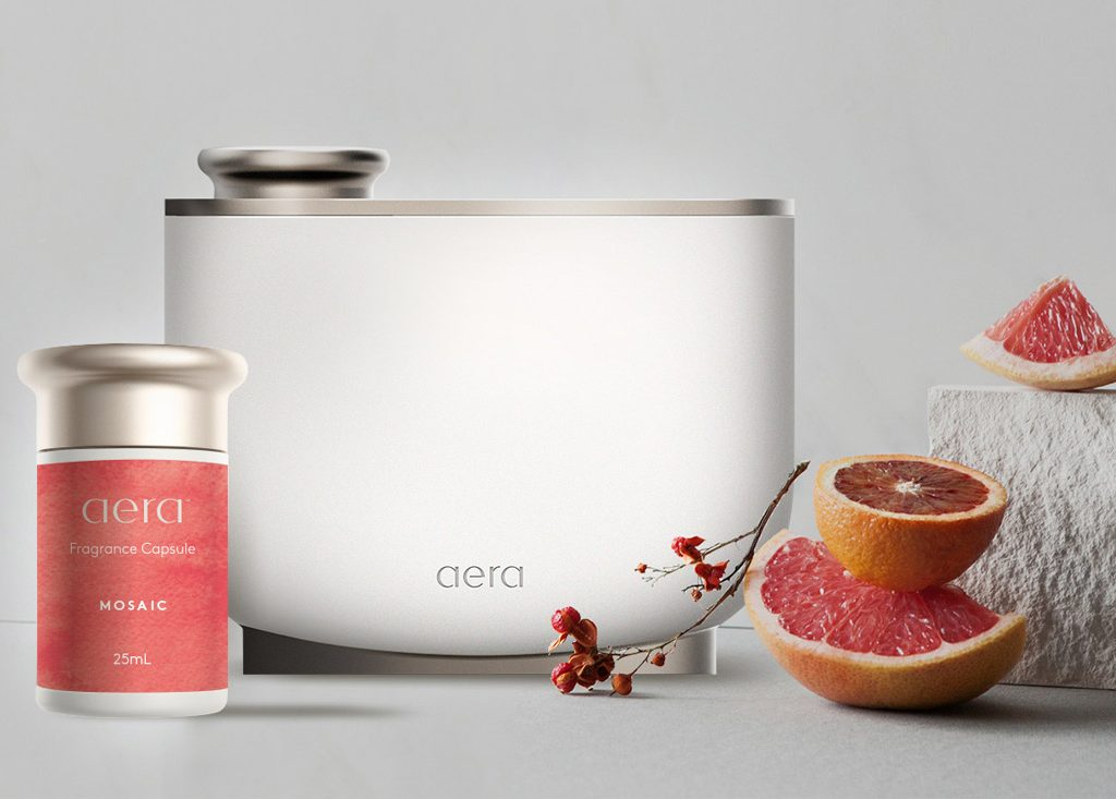 home fragrance device