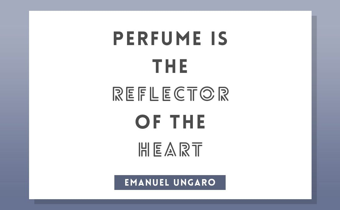 perfume quote by emanuel ungaro