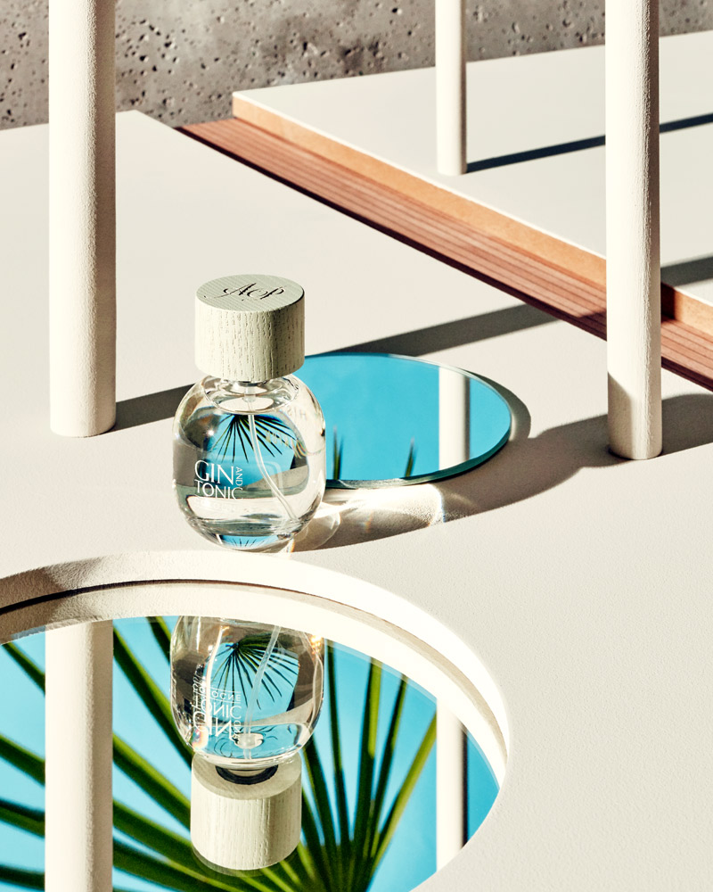 2018 summer escentials with gin & tonic by art of perfume