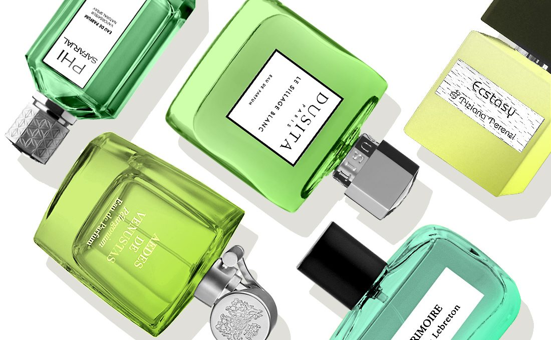 our top5 perfume finds from esxence 2017 in milan