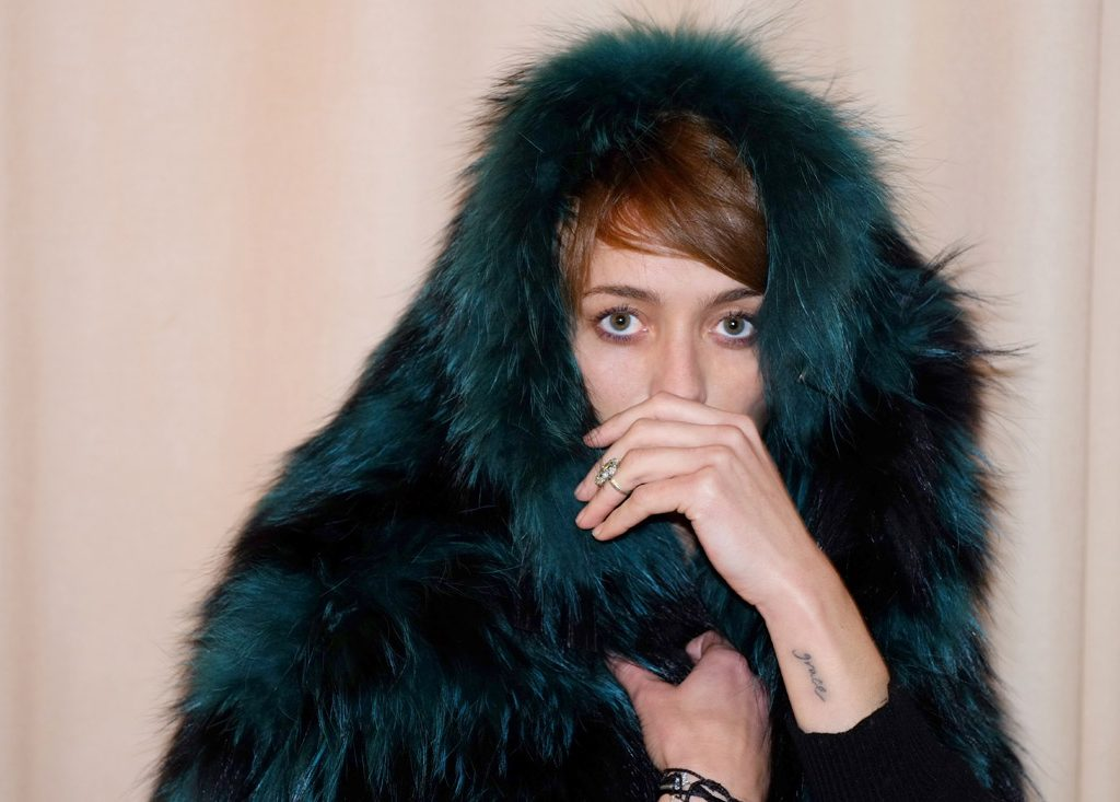 jewellery designer Akke Aimaq