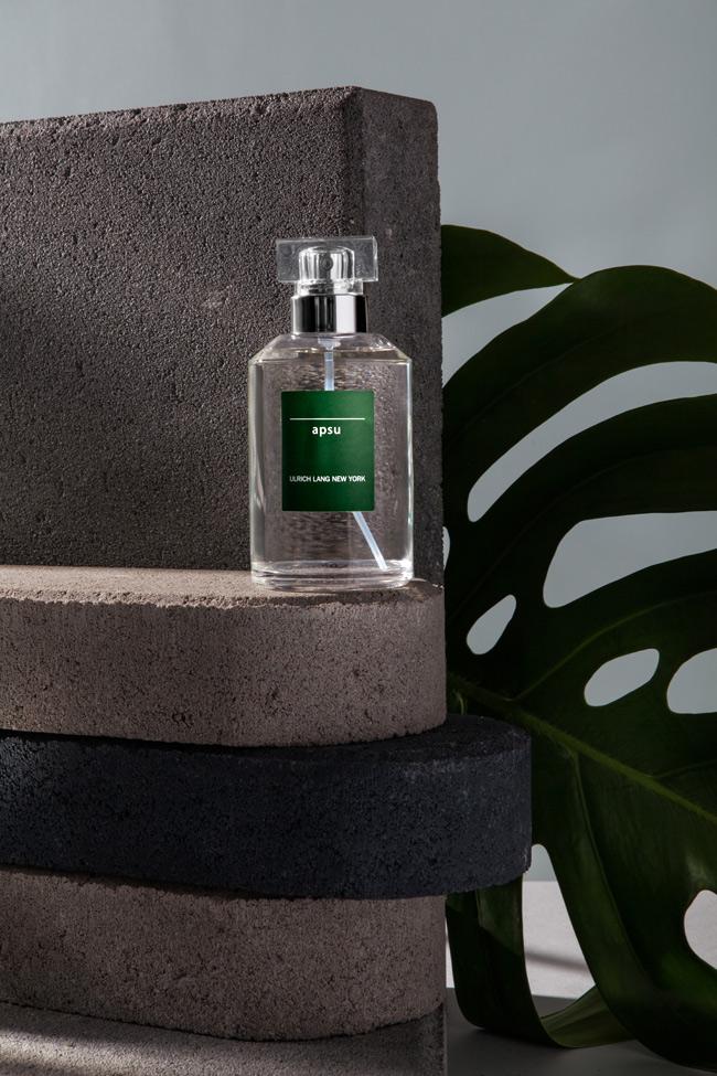 summer escentials 2016: summer perfumes apsu by ulrich lang