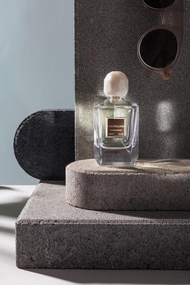 summer perfumes mulholland by keiko mecheri
