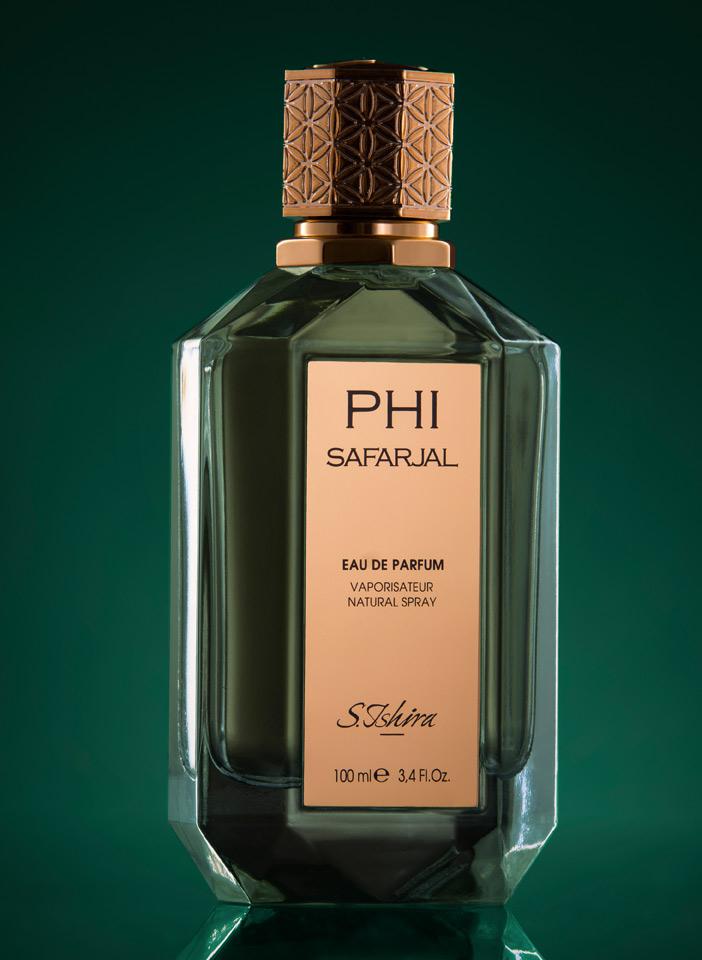 top 5 esxence perfumes phi safjaral by s ishira