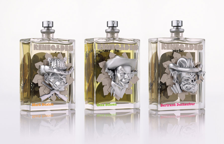 perfumes project renegades