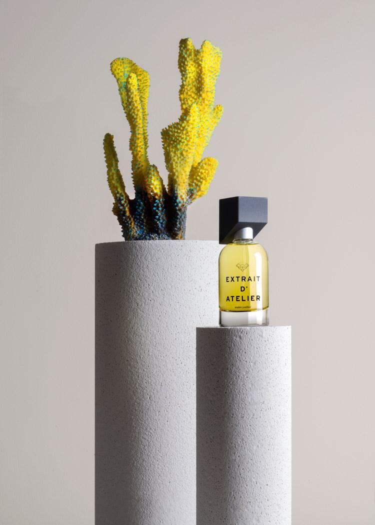 summer scents maitre joaillier extrait d'atelier