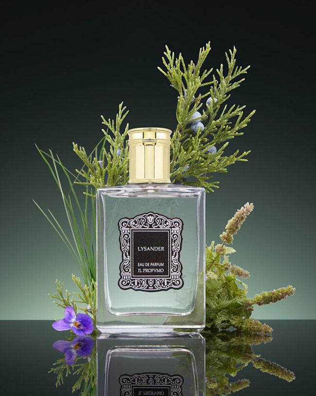 perfume lysander by il profvmo