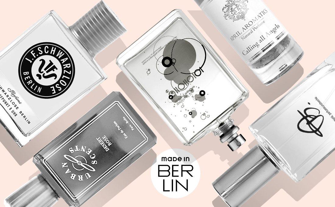 perfume made in berlin