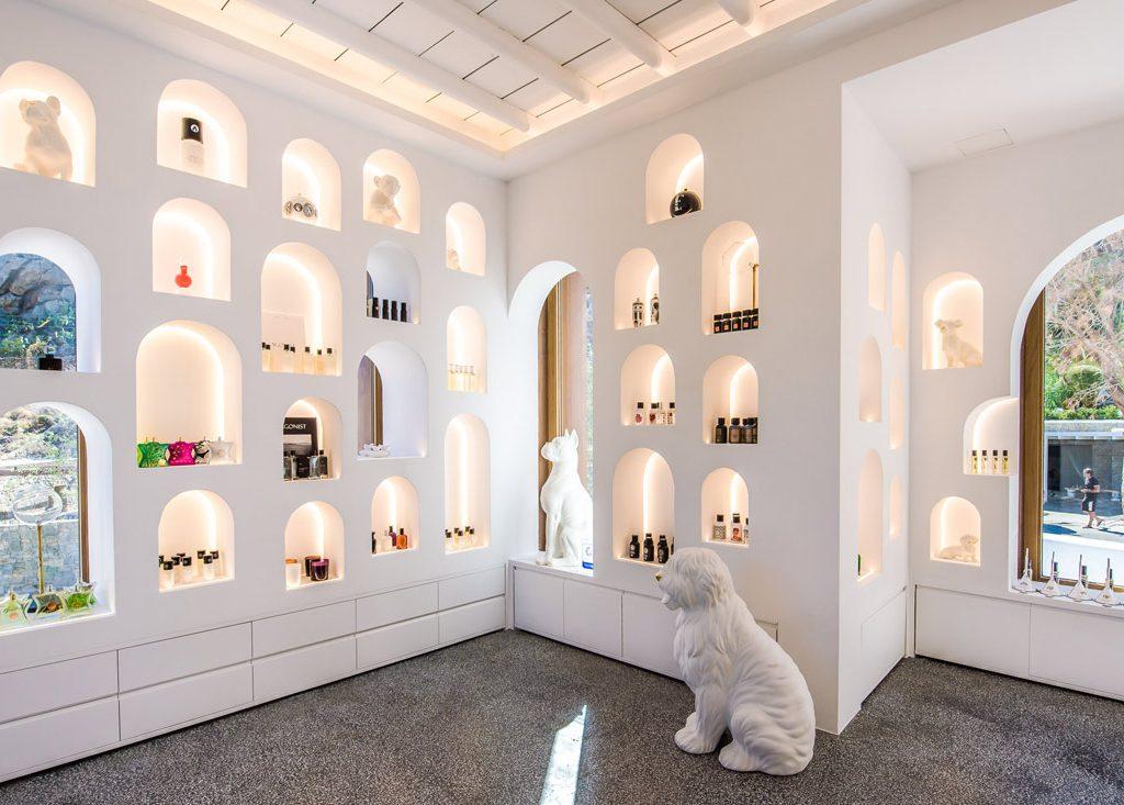 AVERY perfume gallery Mykonos