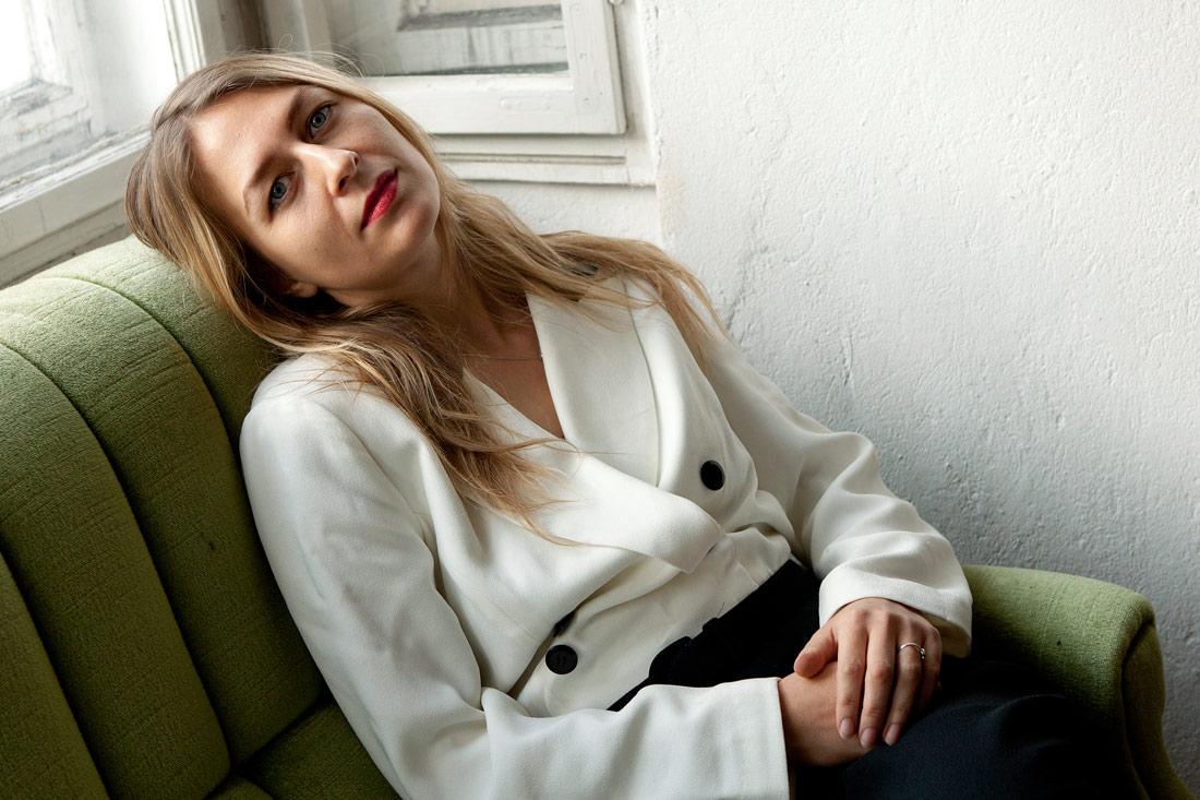 artist Bettina Krieg