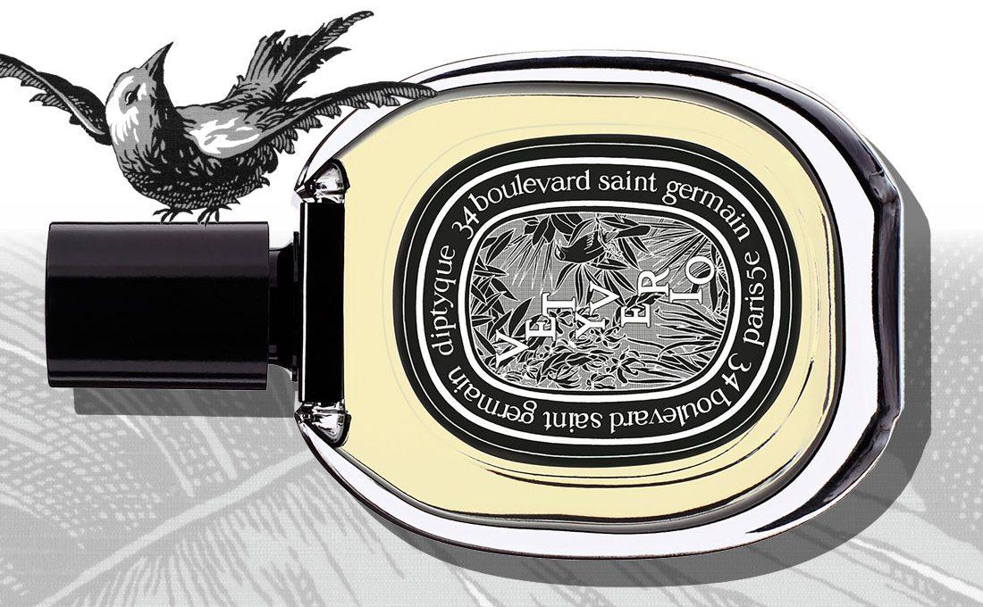perfume vetyverio eau de parfum