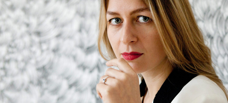 artist Bettina Krieg by Franziska Taffelt