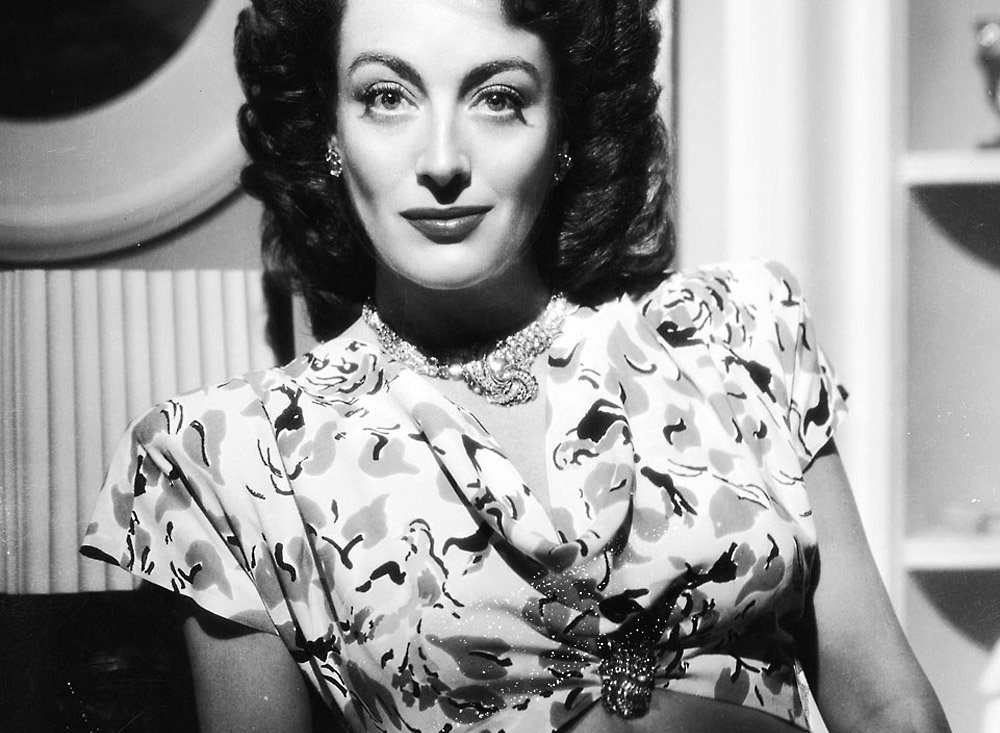 Joan Crawford in the women