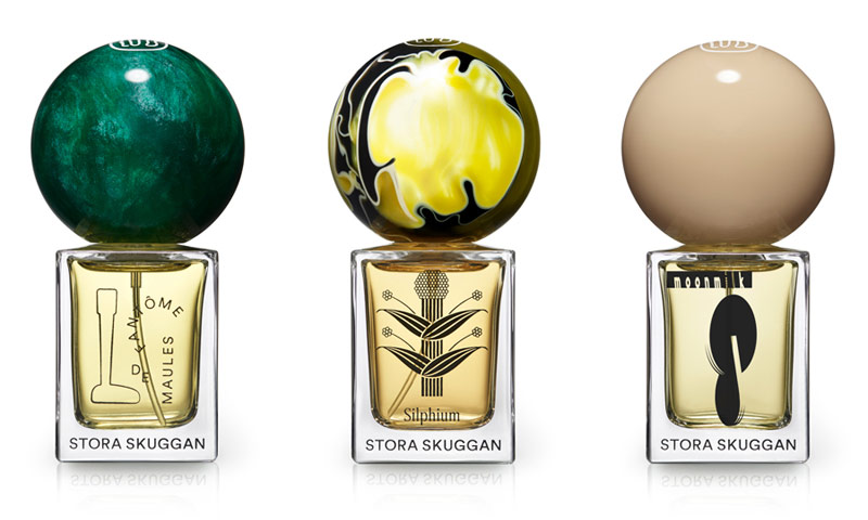 stora skuggan perfume line