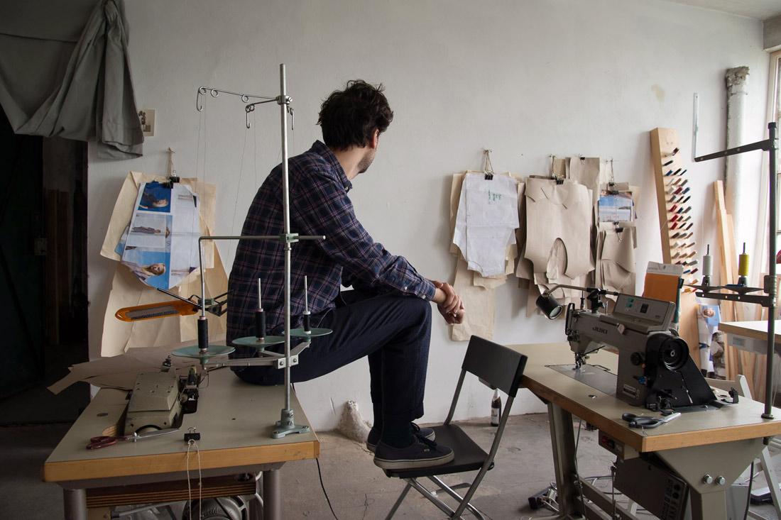fashion designer vladimir karaleev