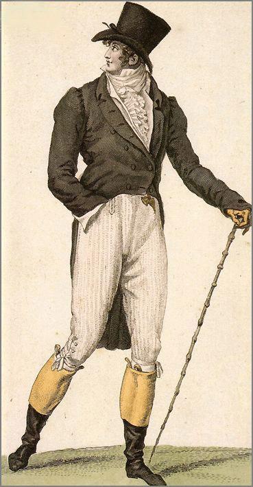 dandy Beau Brummel