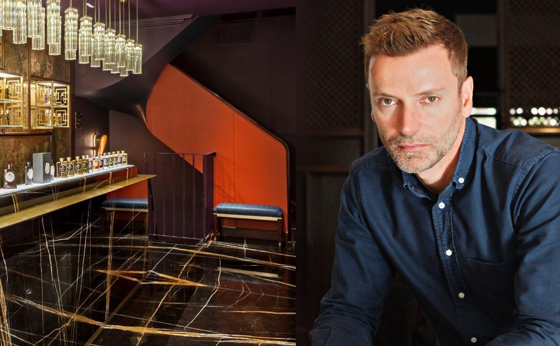 designer Christopher jenner
