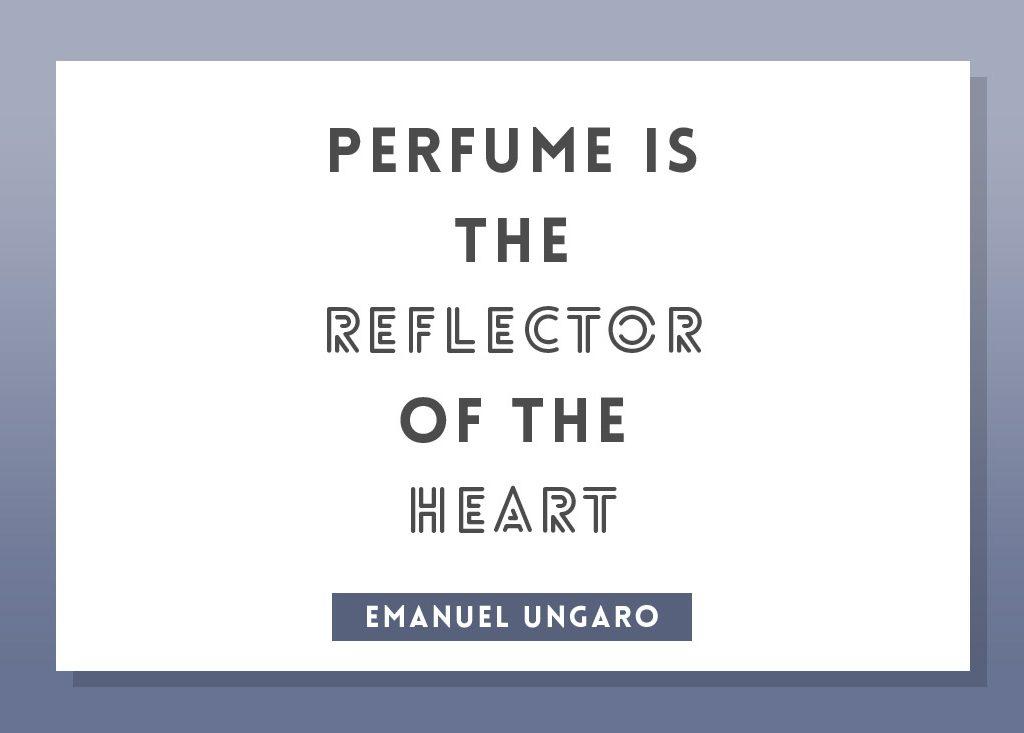 perfume quote by emanuel ungaro