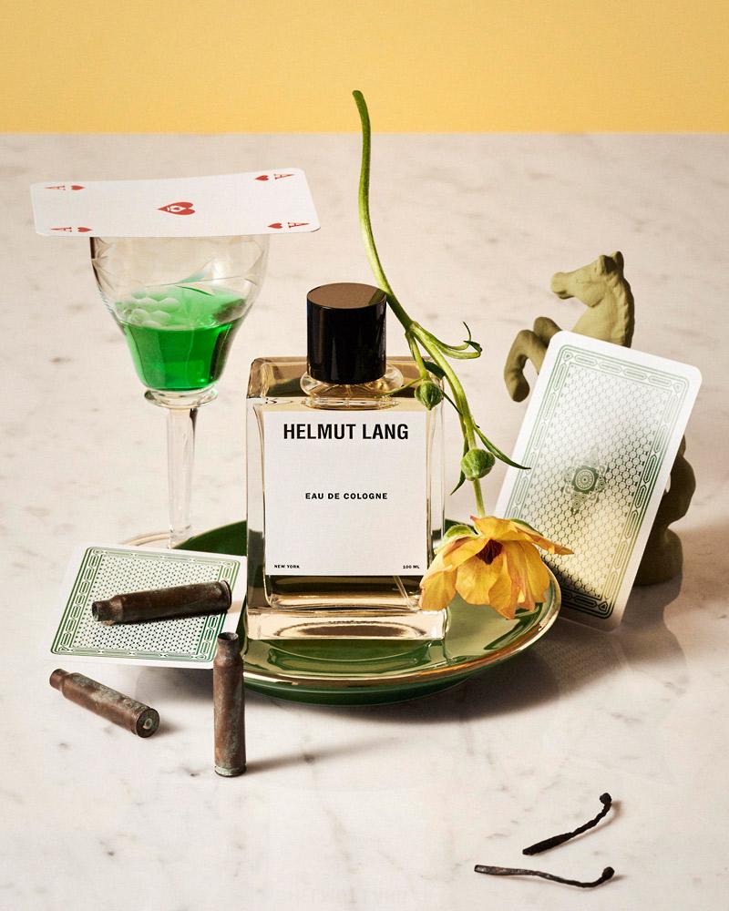 eau de cologne by helmut lang