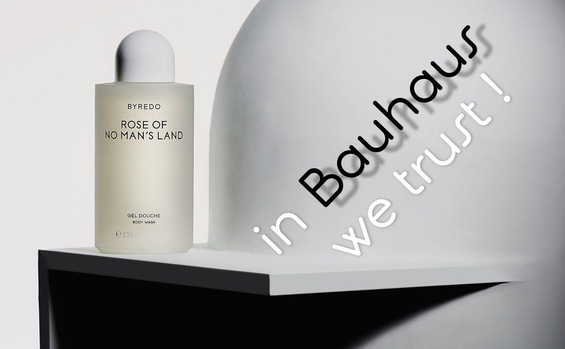 bauhaus perfume tribute