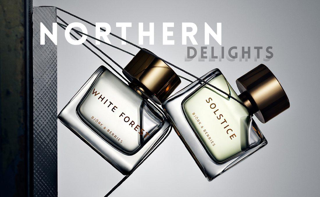 scnadinavian perfumery