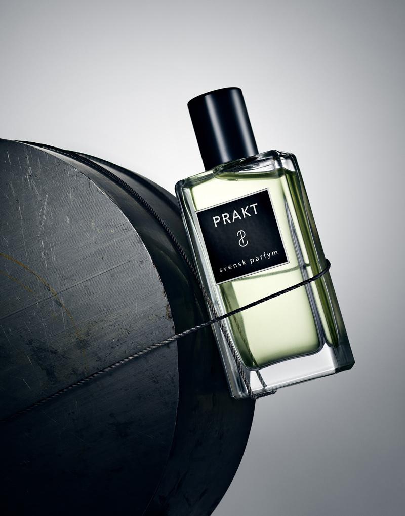 svensk parfym perfume bottle prakt