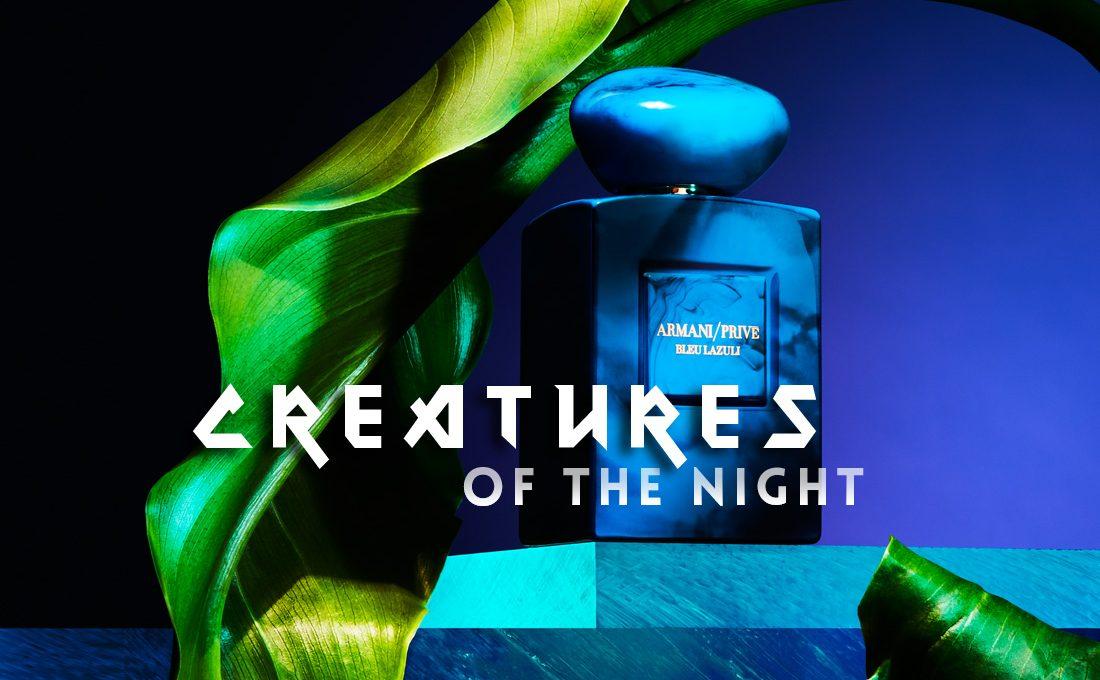 perfume editorial by Joseph Saraceno