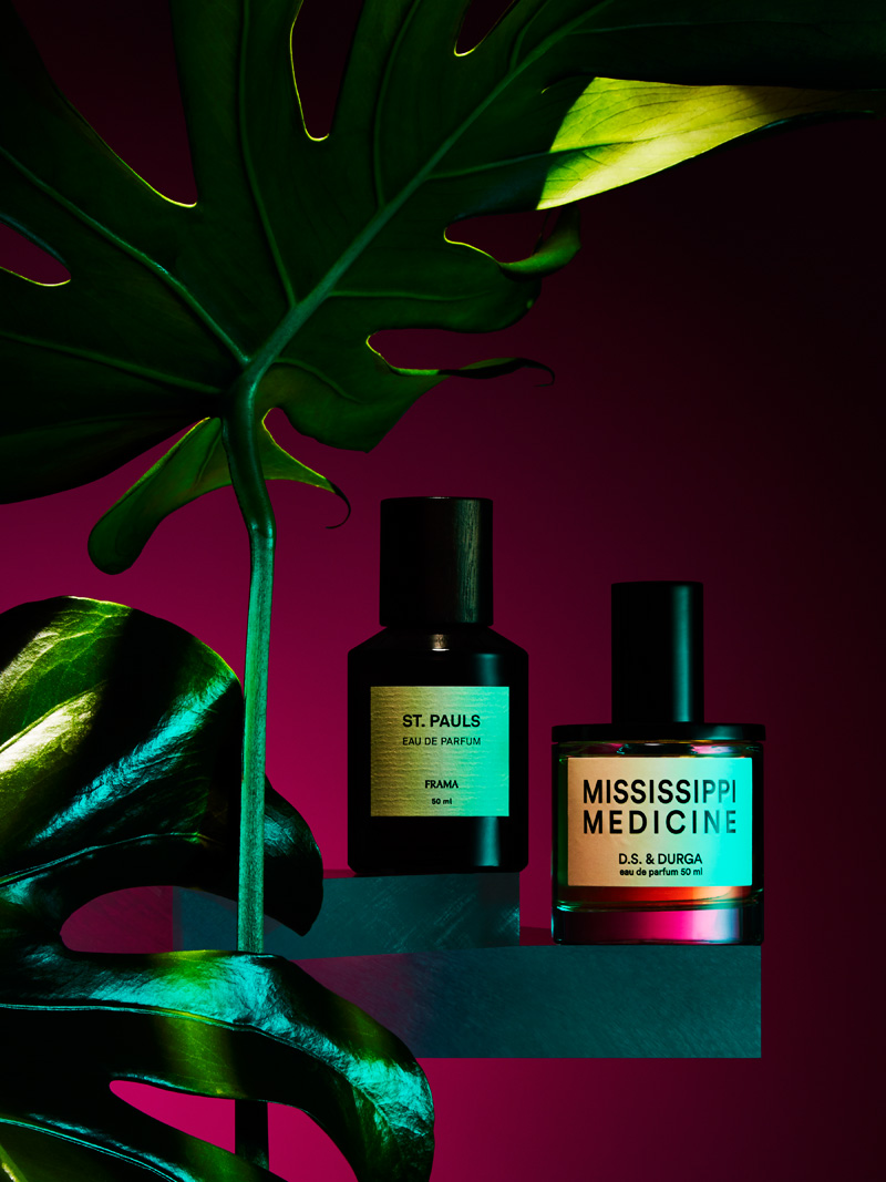summer scents by frame and d.s. & Durga
