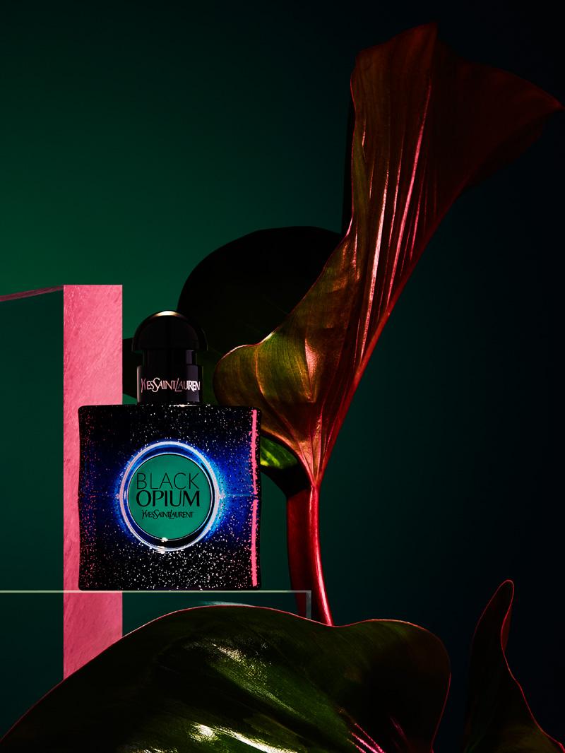 back opium by Yves saint Laurent