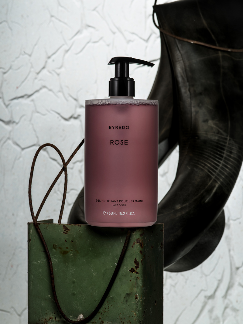 byredo rose hand wash