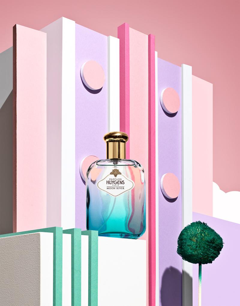 summer fragrance editorial miami beach