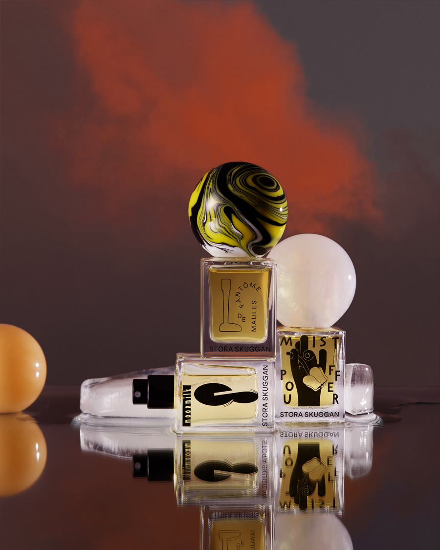 dream perfumes editorial series