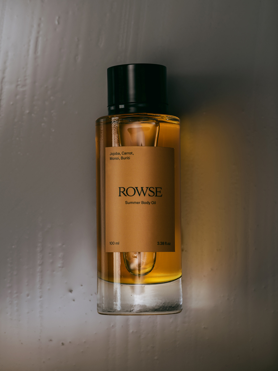 Rowe summer body oil