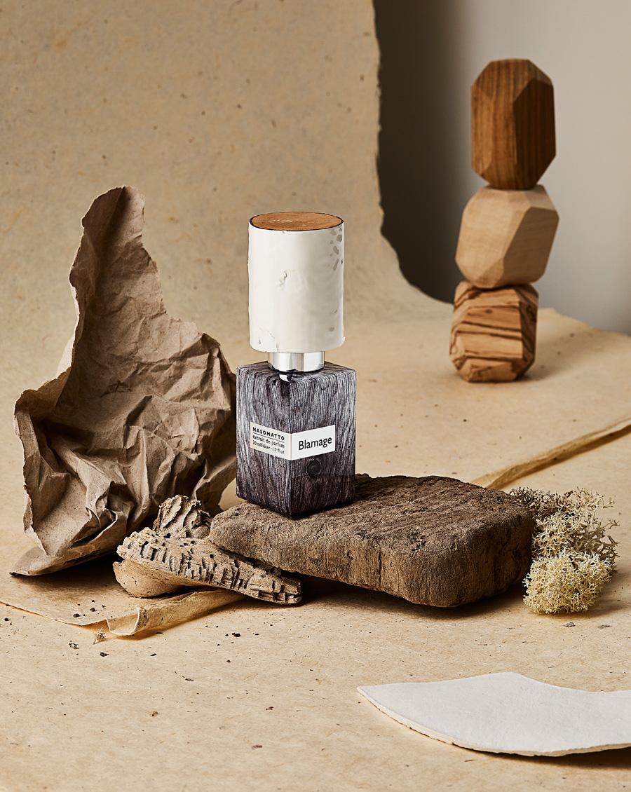 winter fragrances with blamage by nasomatto