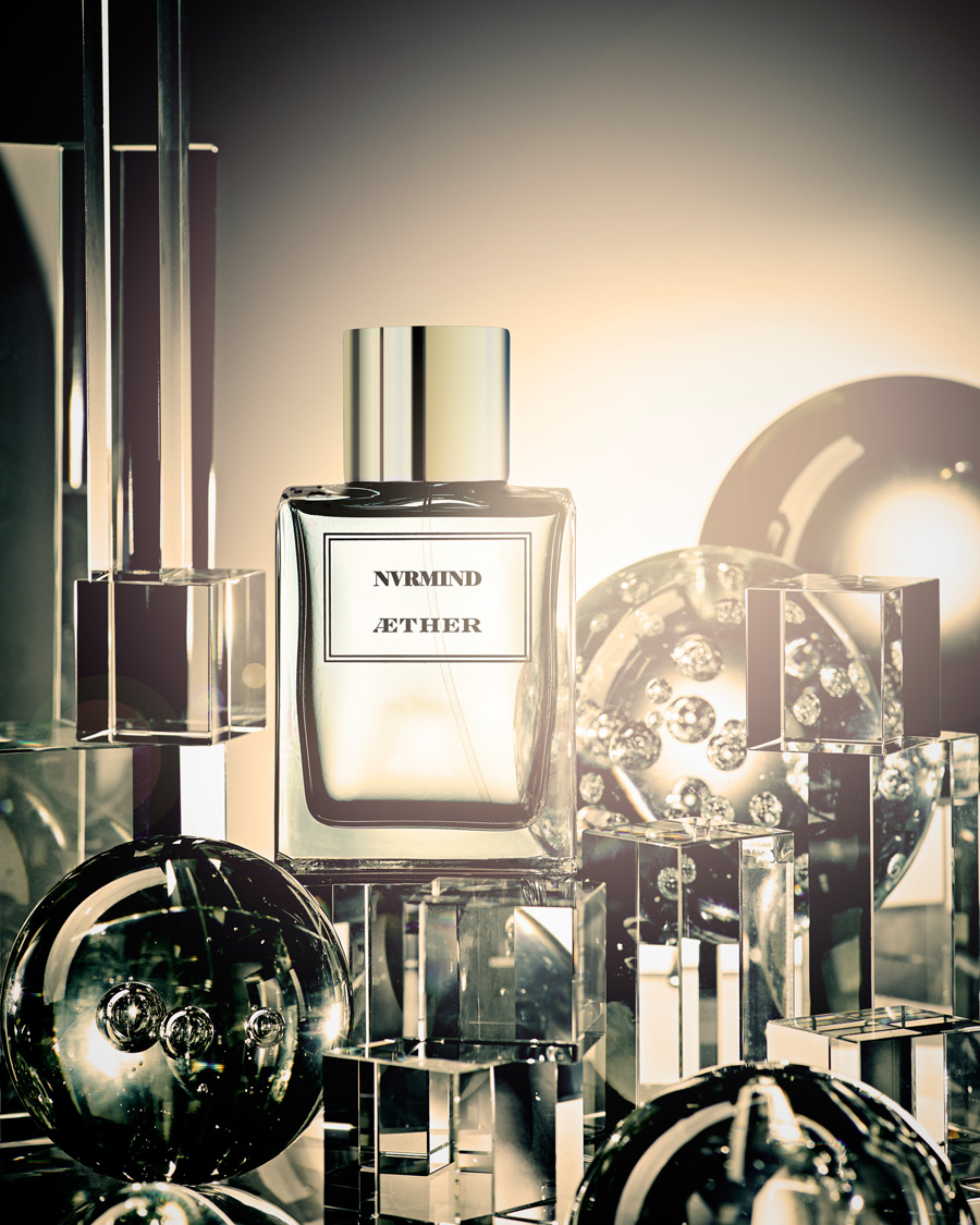 nvrmnd perfume by aether
