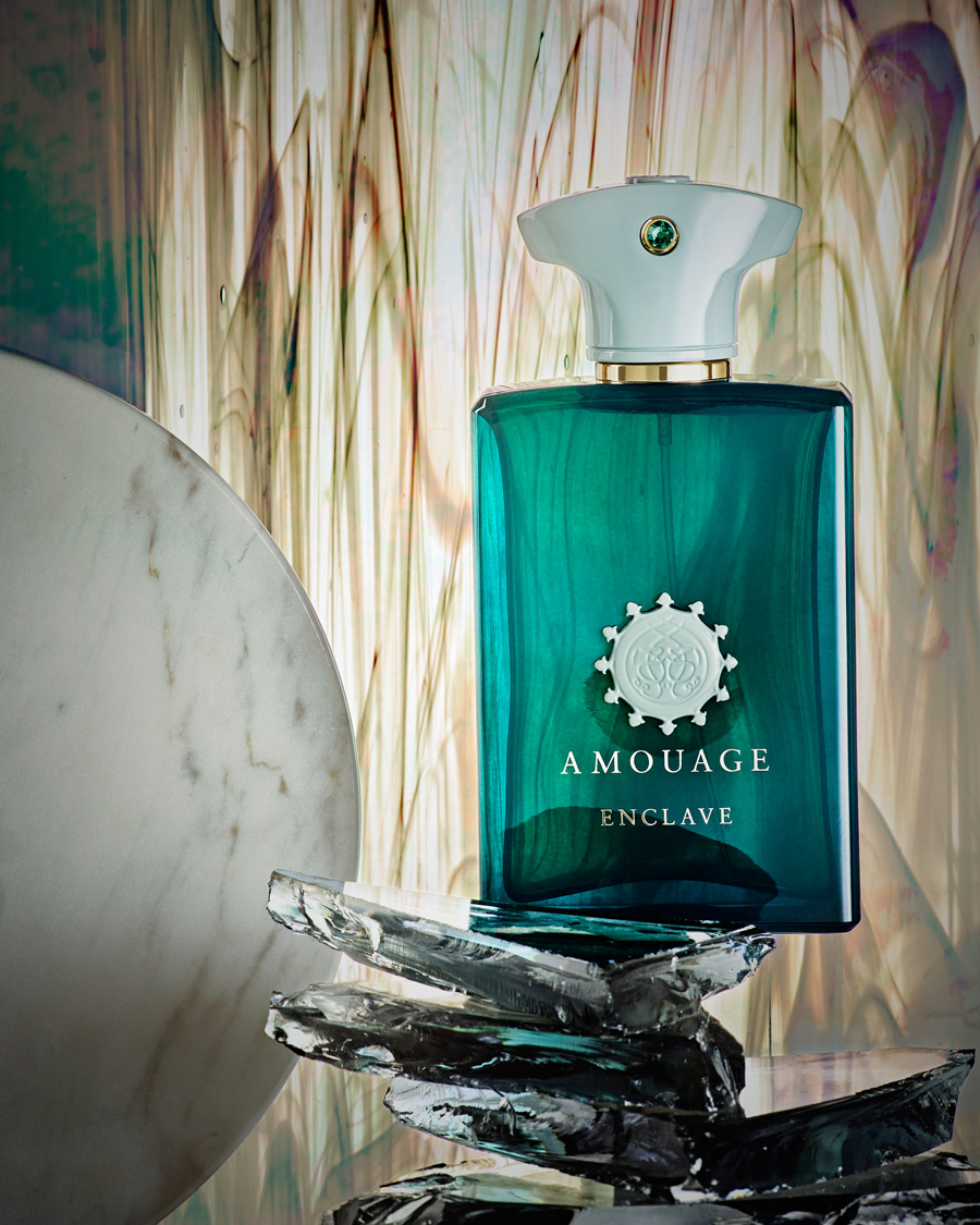 winter perfumes with amouage enclave