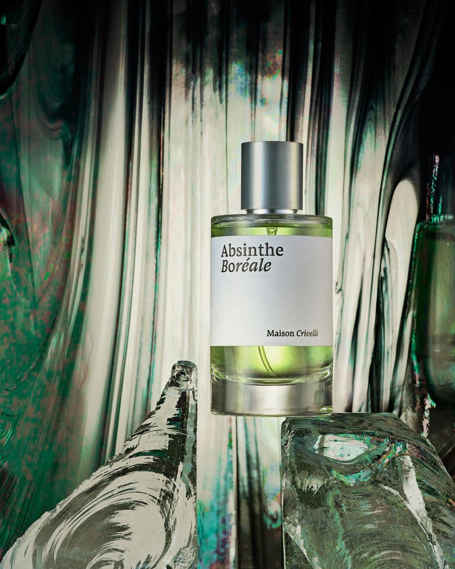 winter holiday perfumes Absinthe Boréale