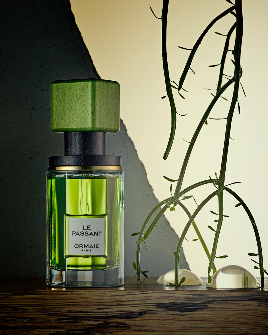 xmas niche fragrance le passant by ormaie