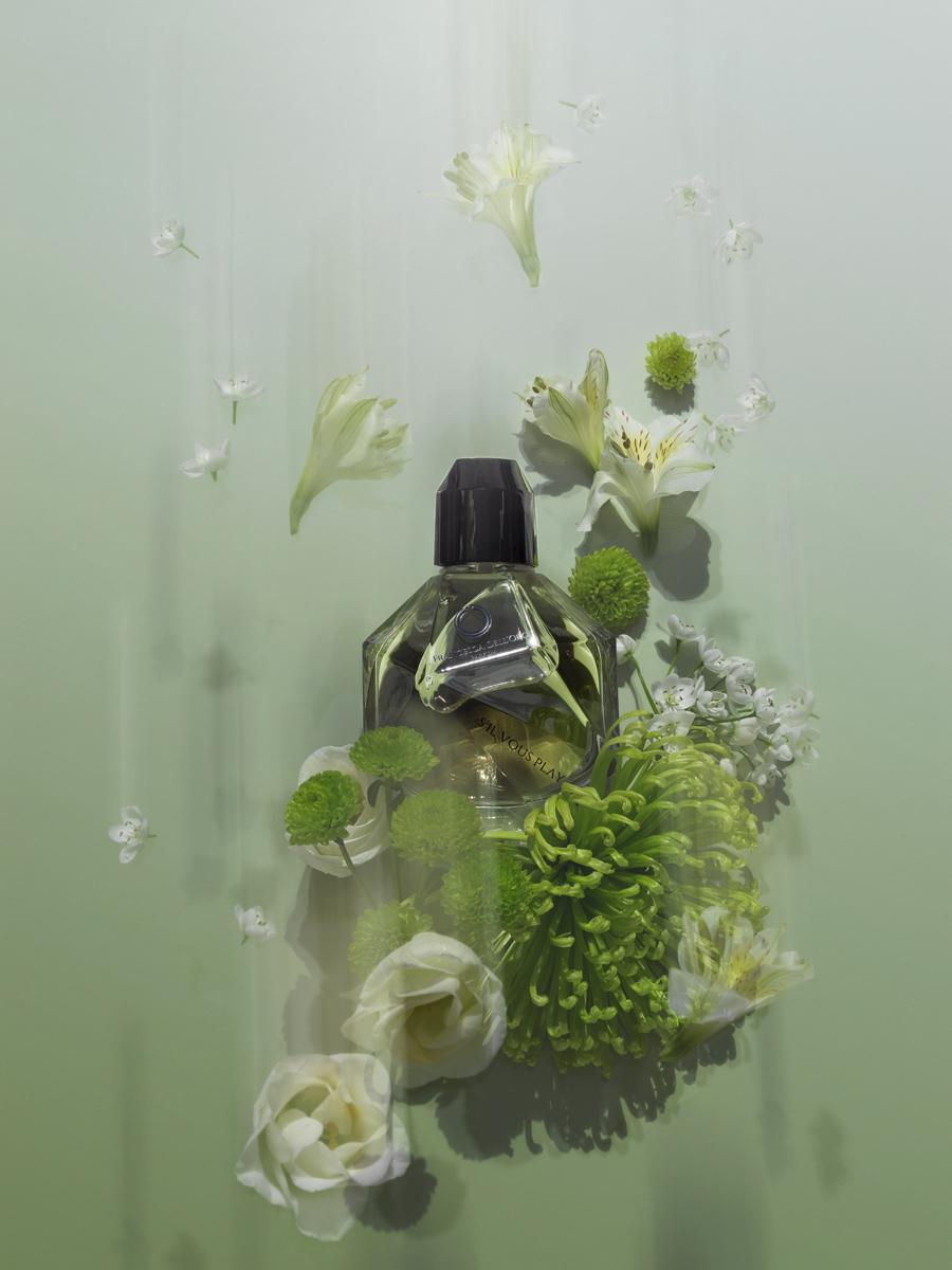 perfume editorial francesca dell oro