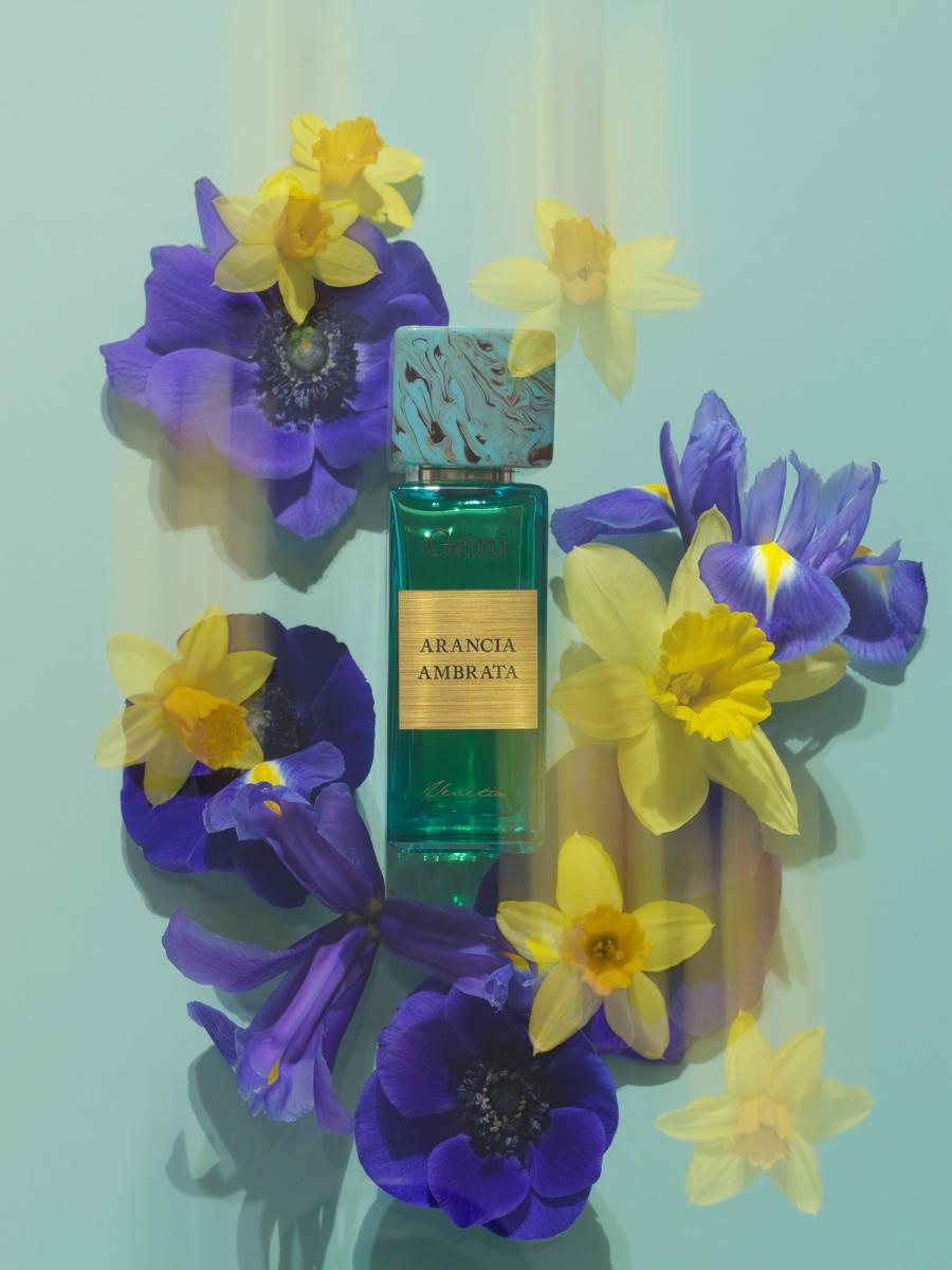 arancia ambrate perfume