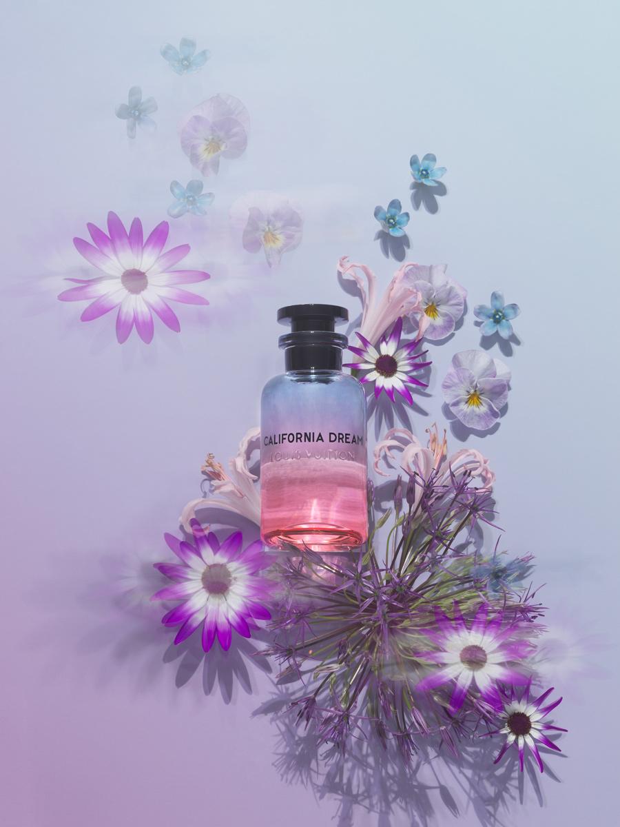 Louis Vuitton fragrances editorial