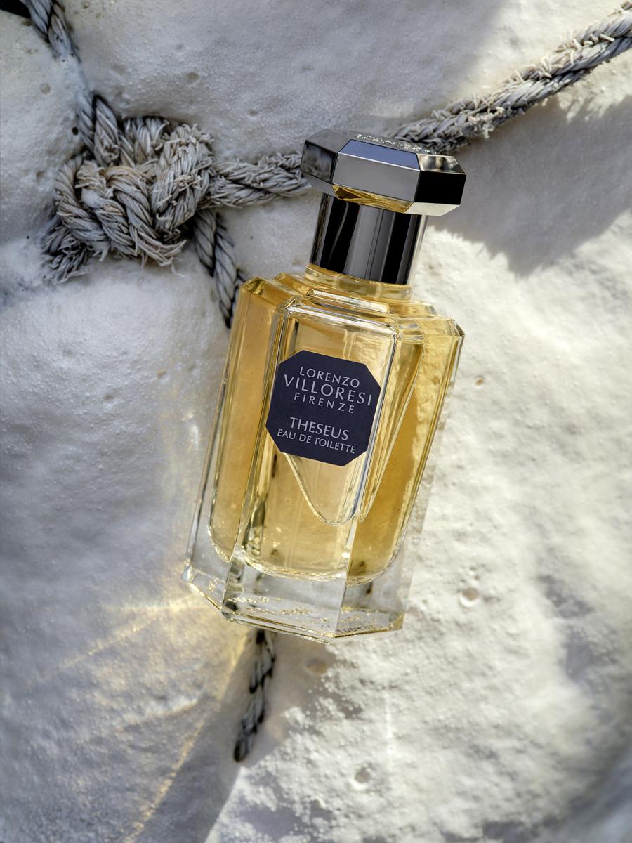 Theseus perfume by Lorenzo villoresi