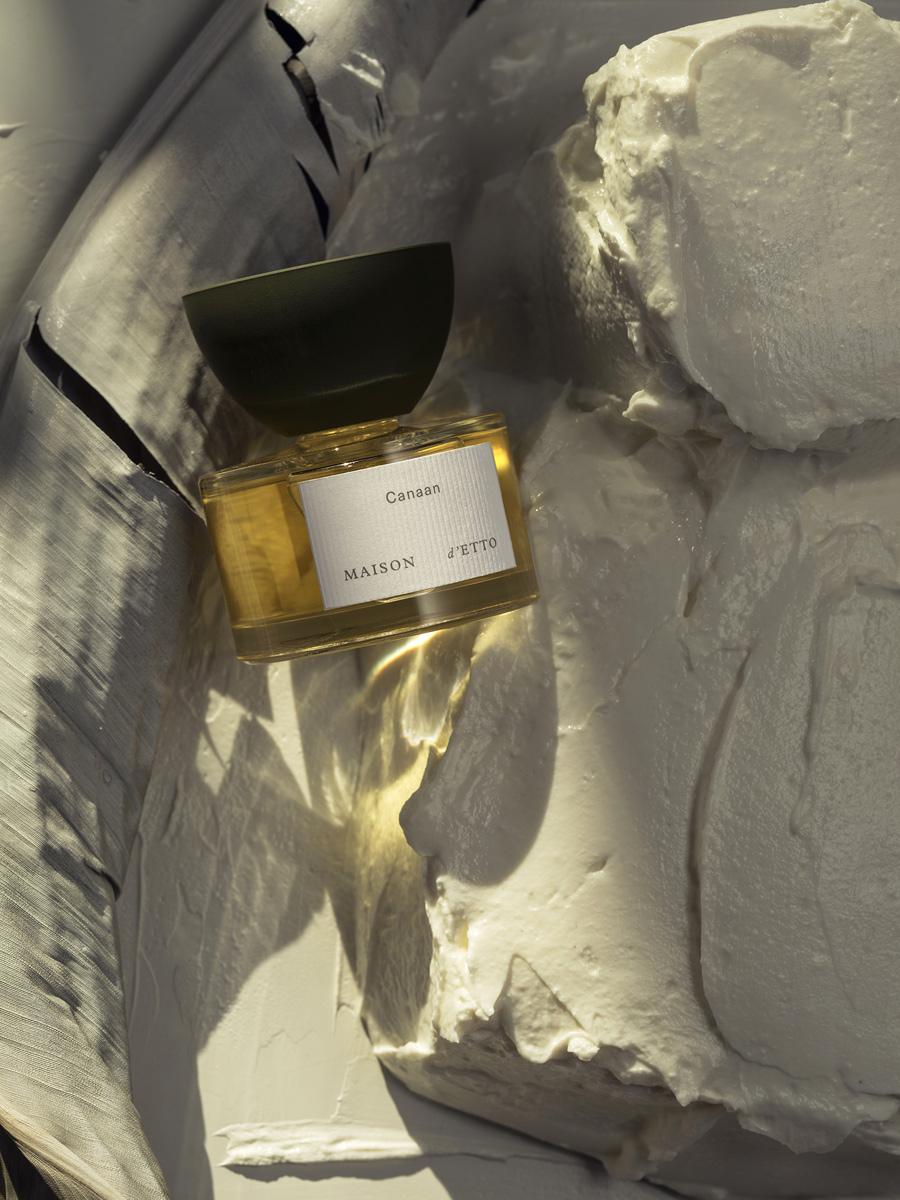 Canaan fragrance by maison d'etto